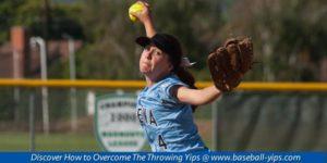 Softball Yips