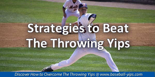 Throwing Yips